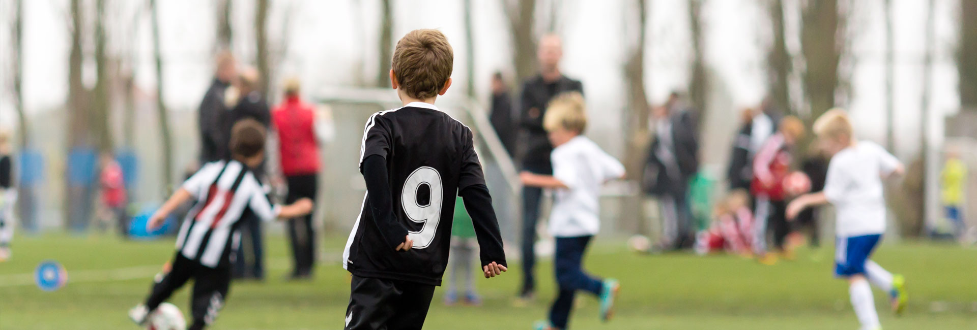 Safeguarding children in sport